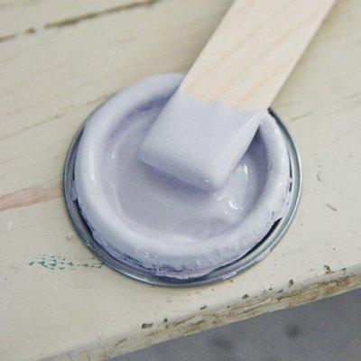 stile shabby faded lavender
