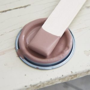 stile shabby vintage powder