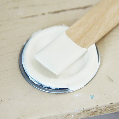 stile shabby warm cream