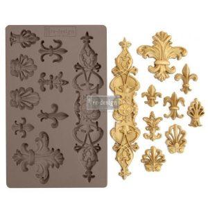 Stampo Re Design FlourdeLis