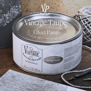 vintage paint taupe