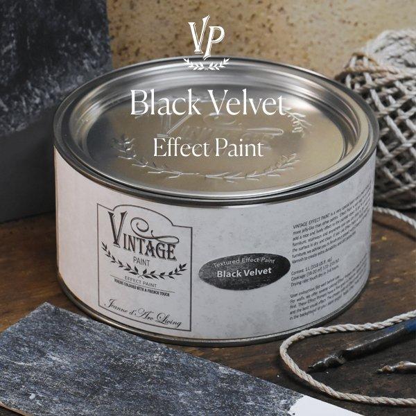 black velvet industrial