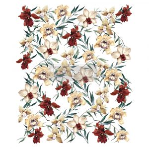 Redesign Transfer Wild Flowers