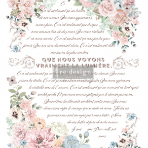 Redesign Pure Light Floral