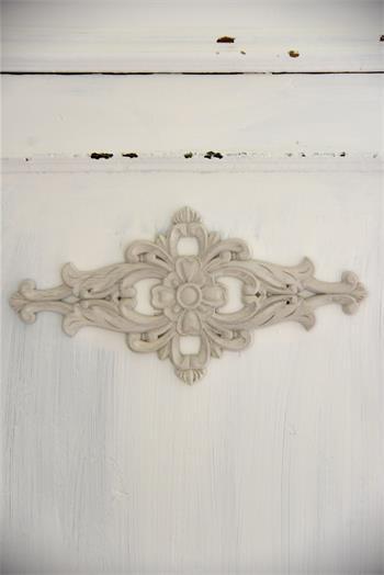 Fregio Decorativo Legno 32×16