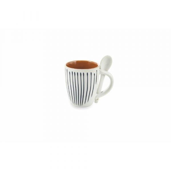 Set 6 tazzine caffè