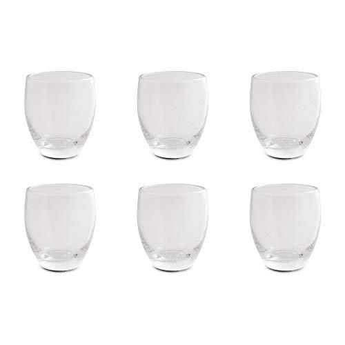 Bicchieri Acqua trasparente