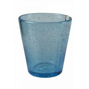 6 Bicchieri Acqua Blu CANCUN