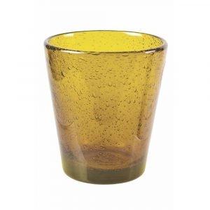 Set 6 Bicchieri Giallo Cancun Satin