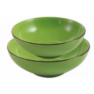 Set 2 Insalatiere Verde