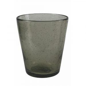Set 6 Bicchieri Grigio fumè Cancun