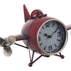 BIZZOTTO Orologio da tavolo Charles Aereo 311-2