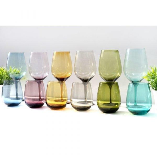 Happy Hour Set 6 bicchieri acqua