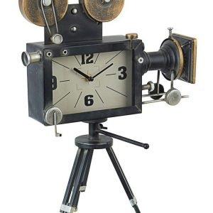 BIZZOTTO Orologio da tavolo Charles Cinema 259-1