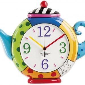 EGAN orologio in ceramica teiera Britto