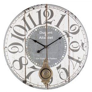 BIZZOTTO Orologio da Parete con pendolo in legno Arizona Dupont & Allardet